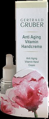 Frühlingsset N° 4 Anti Aging Handcreme mit Nail Oil