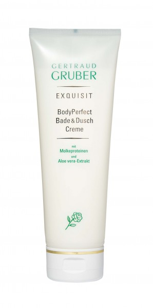 EXQUISIT BodyPerfect Bade & Duschcreme